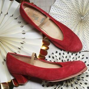 El Charro Vintage Dance Shoes size 10
